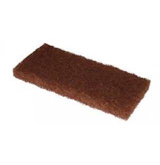 Pad à récurer brun