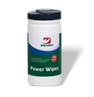 Dreumex Power Wipes Ultra 6x90 stuks