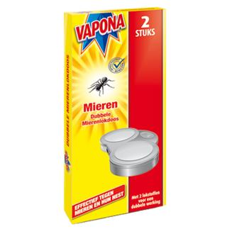 Boîte anti-fourmi, Vapona