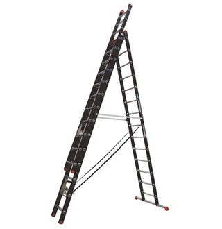 Ladder Mounter 3x8 treden