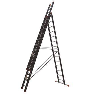 Ladder Mounter 3x12 treden