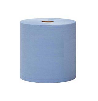 Rouleau Maxi, bleu 3 plis
