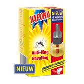 Anti-mugvulling voor Vapona automatic
