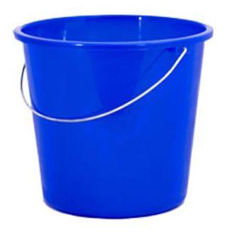 Emmer, huishoud 12L Blauw