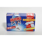 Tablettes anti-moustiques   30 stuks
