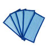 Pad microfibres verre