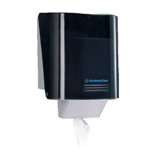 Dispenser voor midipoetsrol