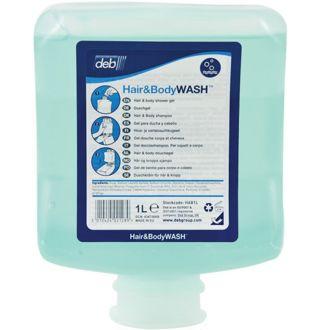 Deb Hair & Body Wash    6x1L