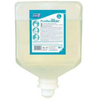 Deb PureBac Foam Wash 4x2L