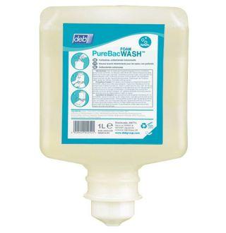Deb PureBac Foam Wash 6x1L