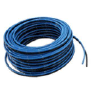 Waterslang blauw/zwart 50m Ø8mm