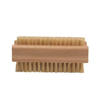 Double brosse à ongles tampico