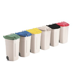 Mobiele container Rubbermaid