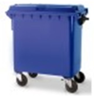 Vuilcontainer 770L Blauw