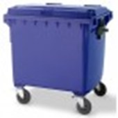 Vuilcontainer 1100L Blauw