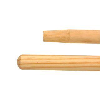 Borstelsteel hout 1,2m