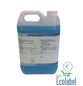 Eco Glass Spray 5L (navul)