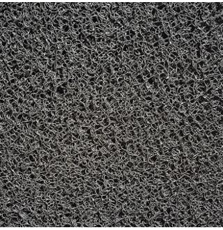 Spagettimat met rug  120cmx6m