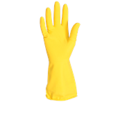 Huishoudhandschoenen Geel M