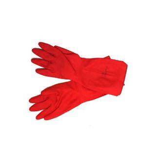Huishoudhandschoenen Rood M