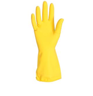 Huishoudhandschoenen Geel XL