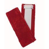 Mop à plat, speedclean micro 50cm Rouge