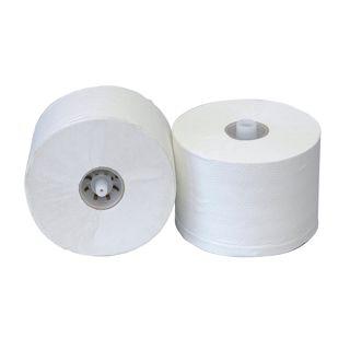 Toiletpapier met dop 2L - 36R