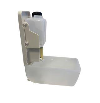Navulb. zeepdispenser White 900ml Manual