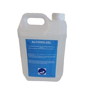 Softline-alcoholgel 5L