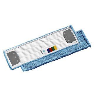 Vlakmop 40cm blauw - wet system