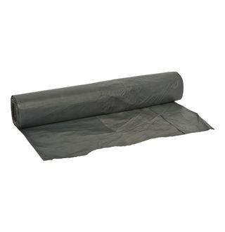 HDPE zak 29x33cm T10 grijs - 50st